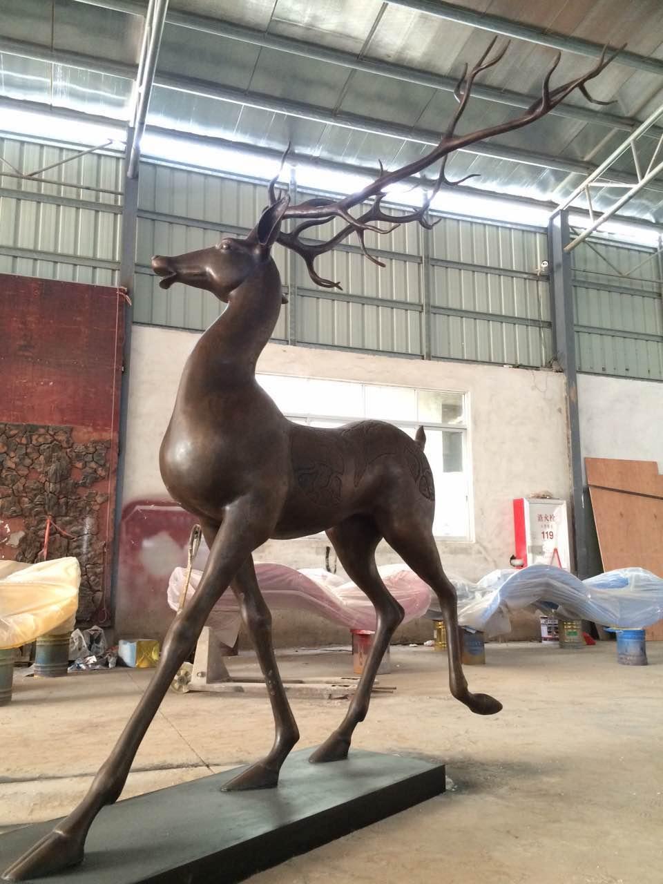 鞍山雕塑制作公司