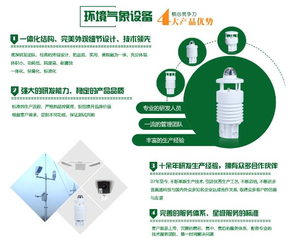 西安交通自动气象站厂家