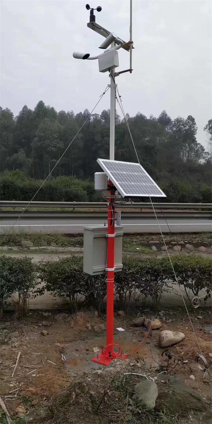 重庆自动气象站费用
