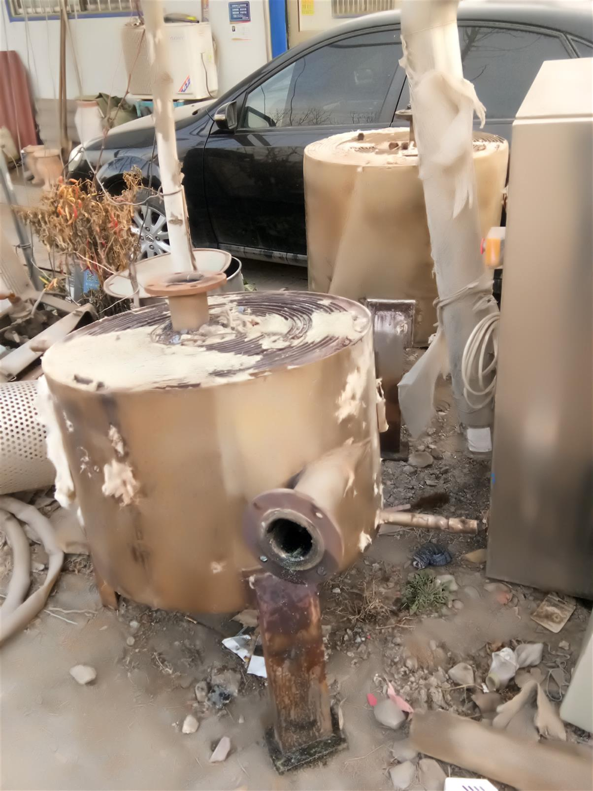 郑州二手植物油脂厂设备规格