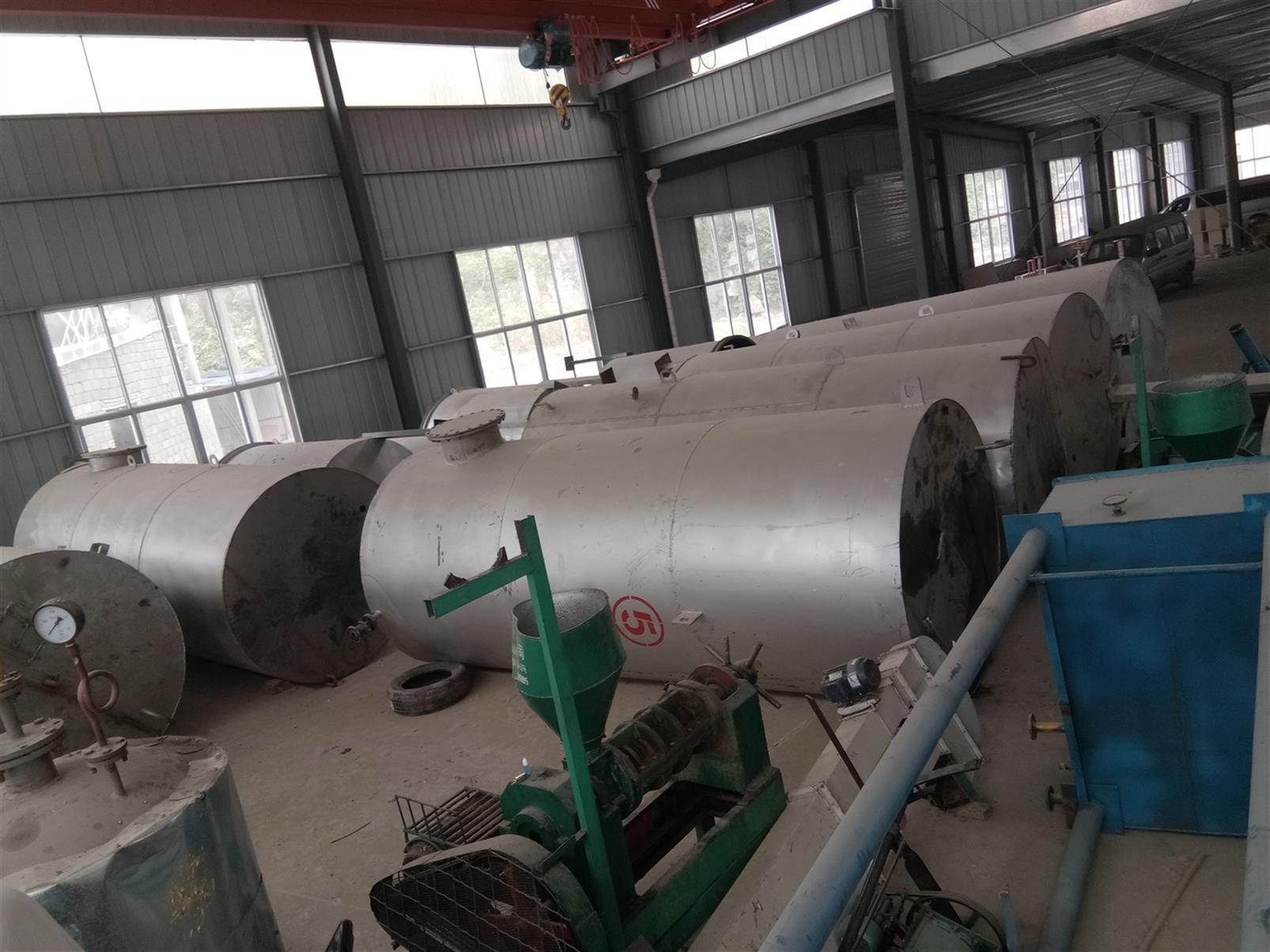 东莞节能二手植物油脂厂设备