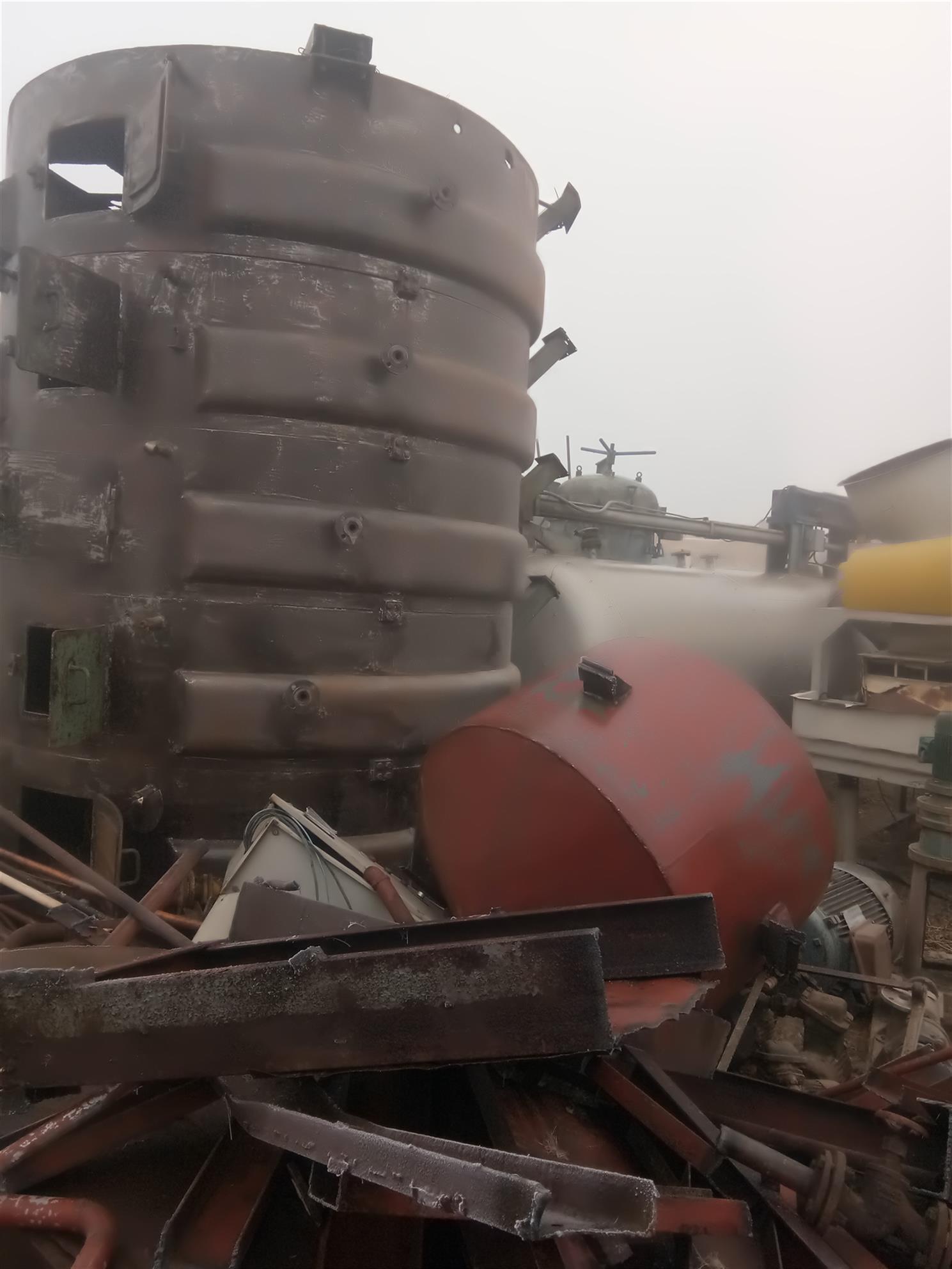 上海国产二手植物油脂厂设备