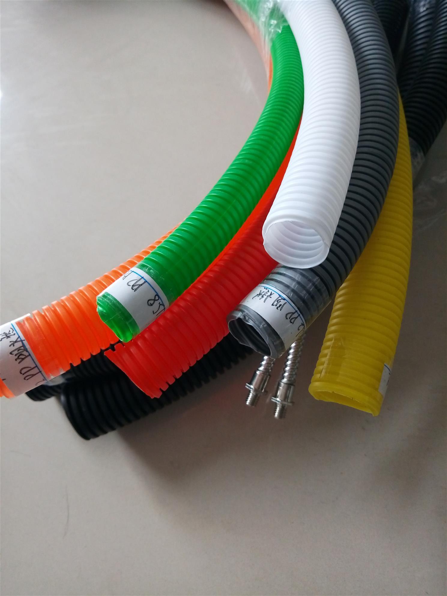 包头塑料波纹管价格