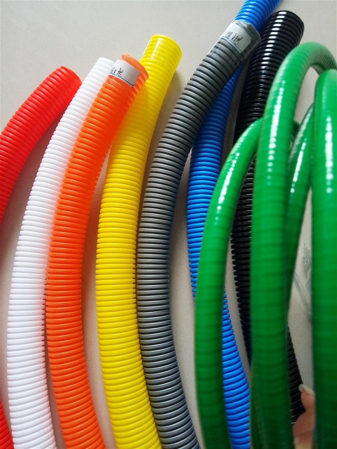 金华塑料波纹管生产