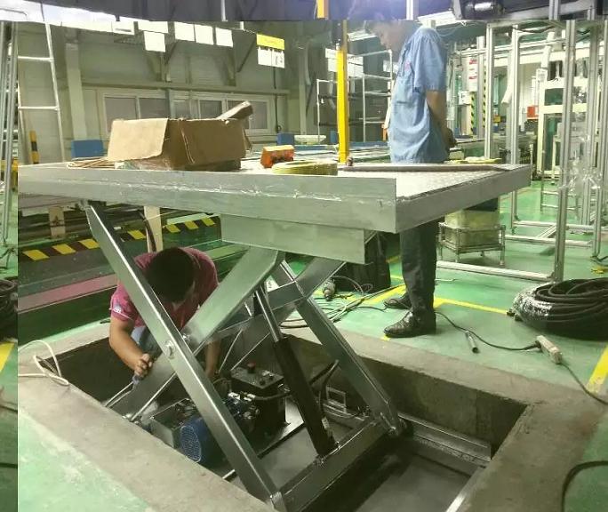 液壓升降平臺由南京博萃公司專業制造