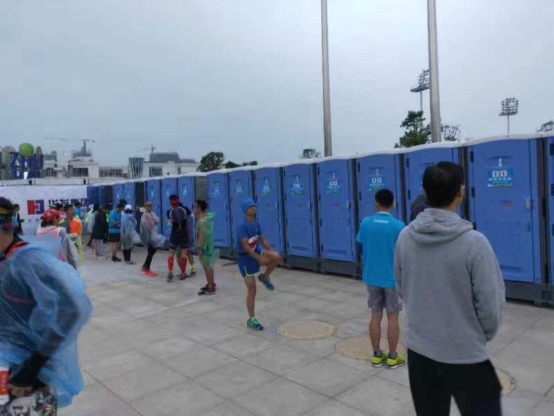 珠海塑料洗手间厂家 塑料厕所 无需外接水电