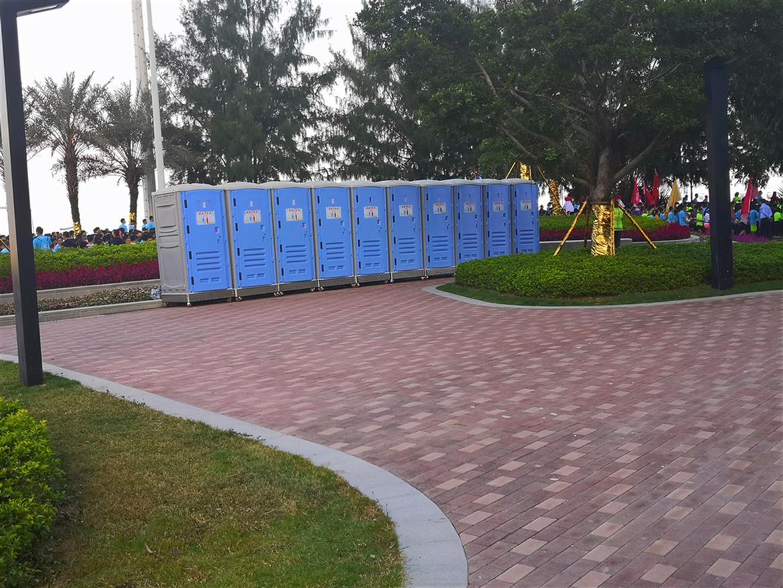 汕尾移动厕所规格