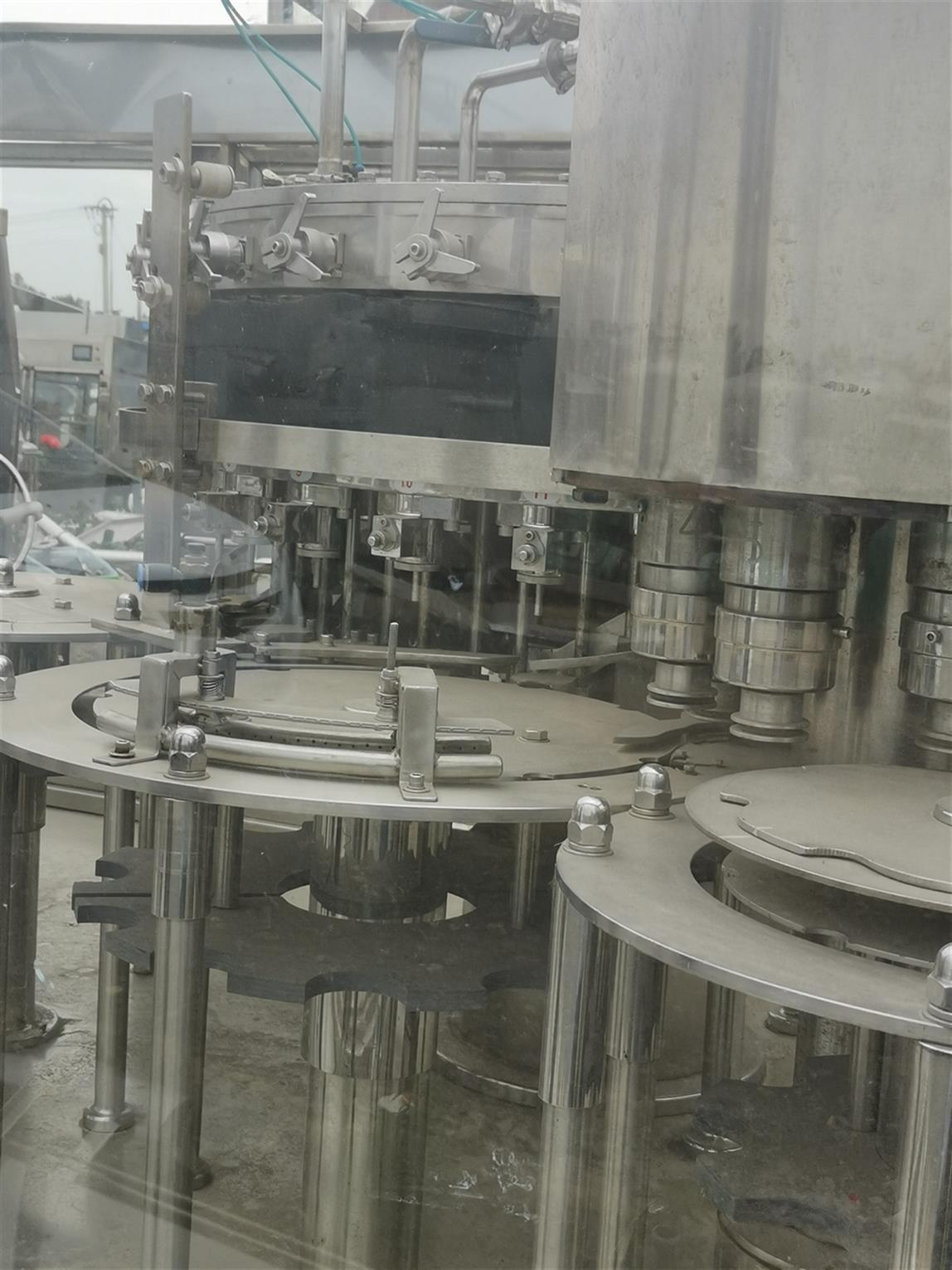 东莞国产二手冷热灌装机