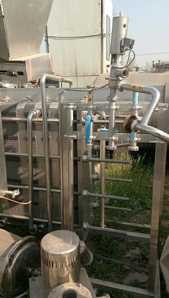 上海二手冷热灌装机