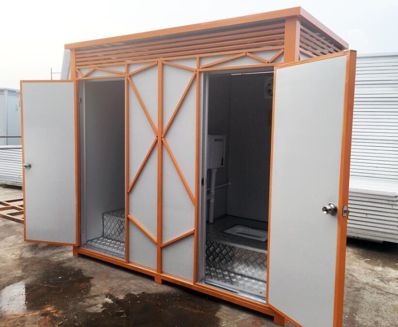 佛山移动卫生间租赁服务 工地卫生间 性能稳定 安全环保