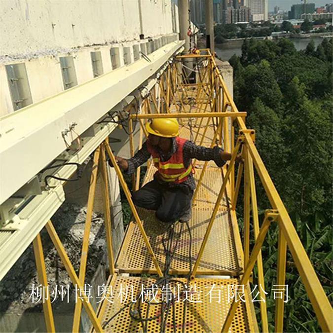 高速公路桥梁检修平台