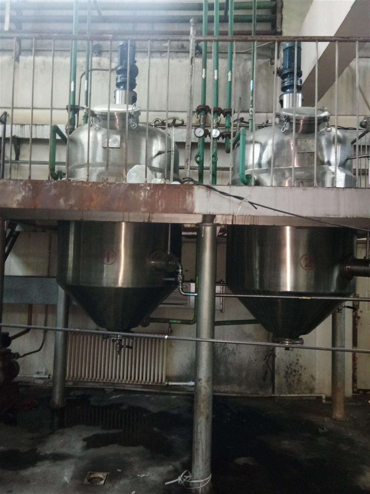 郑州二手制药厂设备