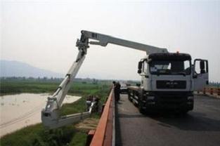 铁岭臂式桥检车出租报价 安全快捷