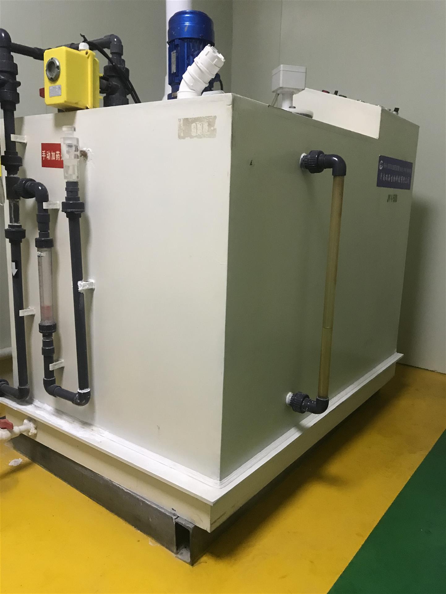 无锡口腔诊所污水处理设备规格