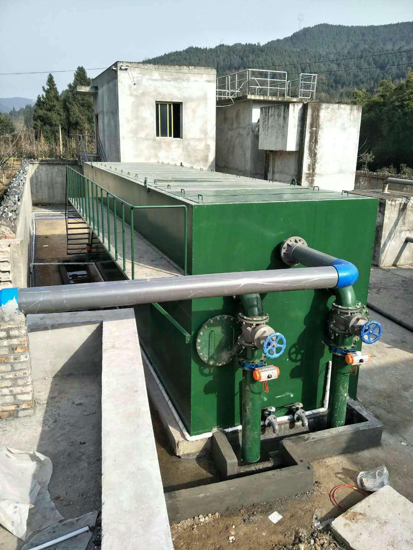 昆明一体化净水设备