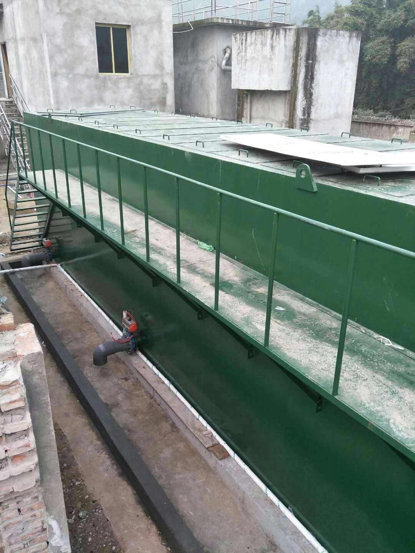 一体化净水设备规格