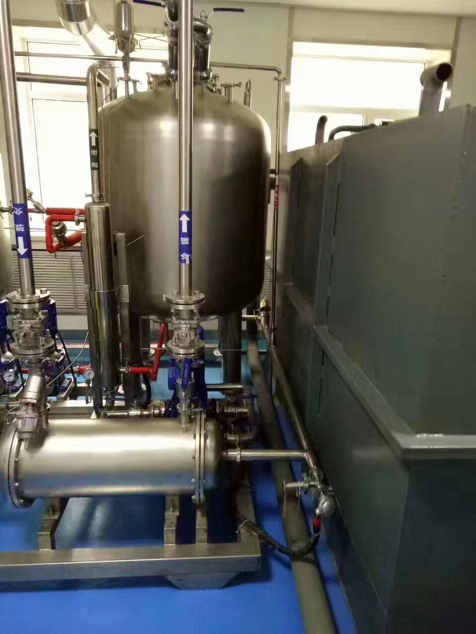 北京一体化净水设备定制