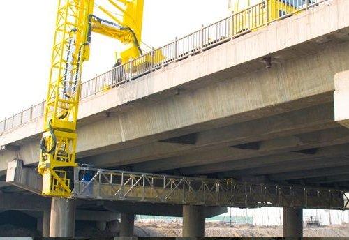 上海桁架式桥检车出租价格 品牌齐全