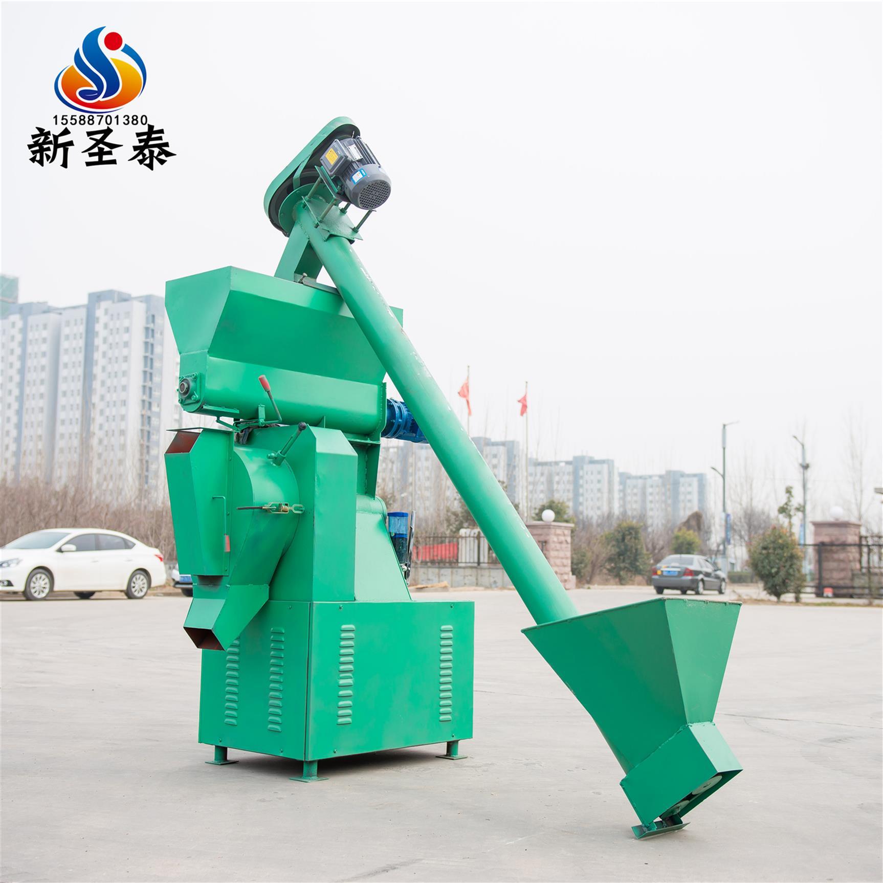 麗江牛羊顆粒飼料機生產廠家