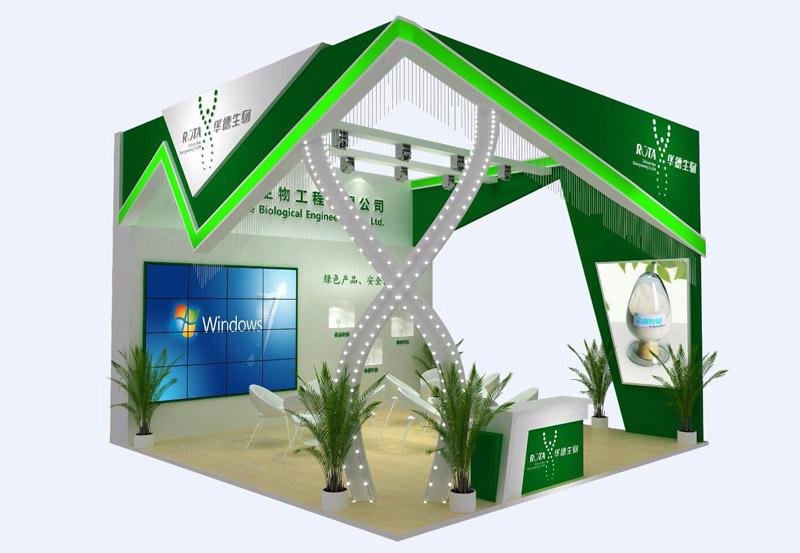 西安实惠的展台设计搭建厂家