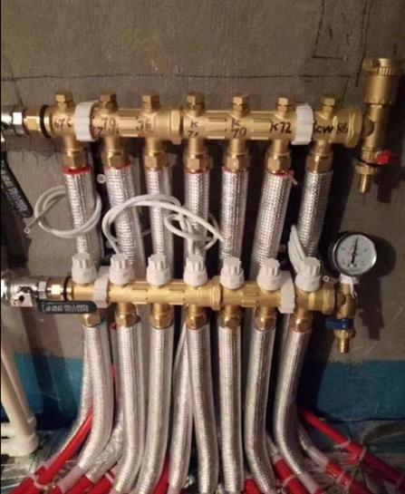 济南崮山客厅地暖漏水检测