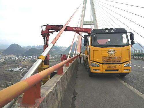 黑龙江路桥检测车租赁品牌