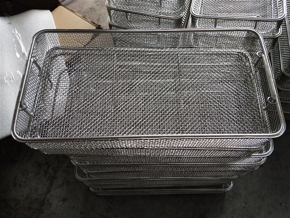 重庆器械标准灭菌篮筐厂家