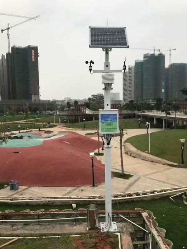 南宁环境气象监测设备