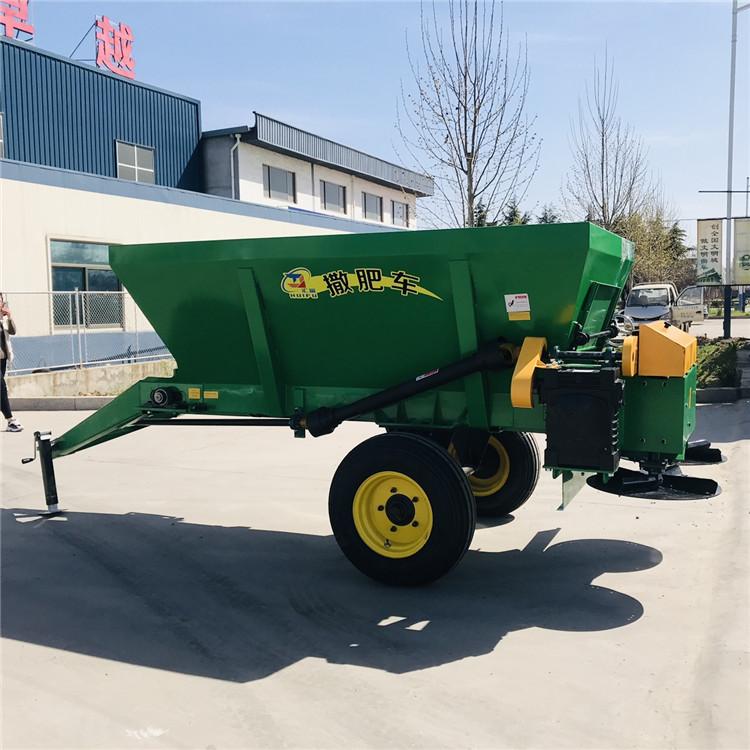 施肥用撒肥车