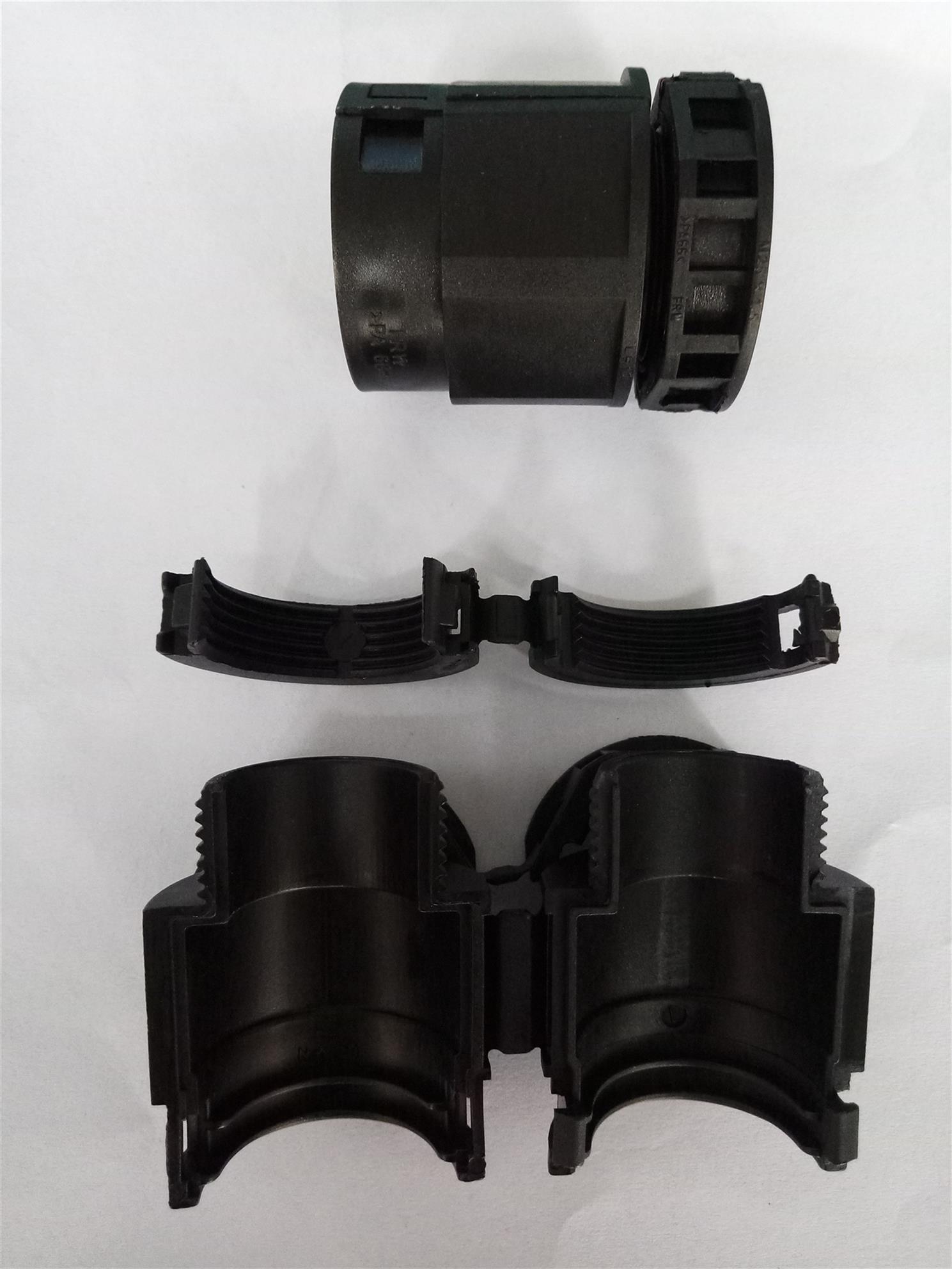 南宁塑料软管接头塑料波纹管接头规格