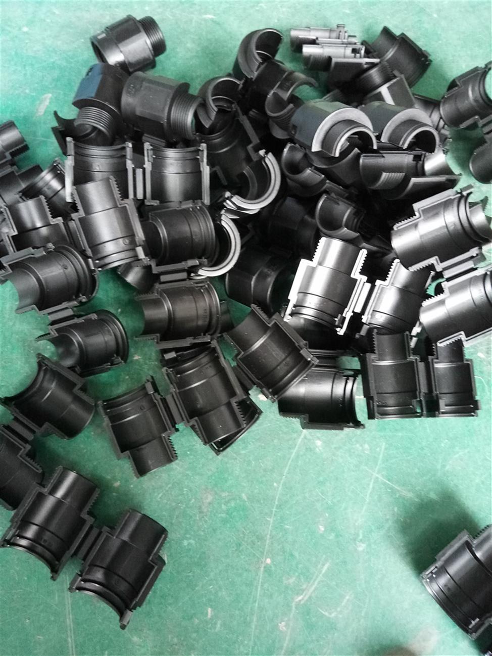 南宁可打开式塑料波纹管接头规格