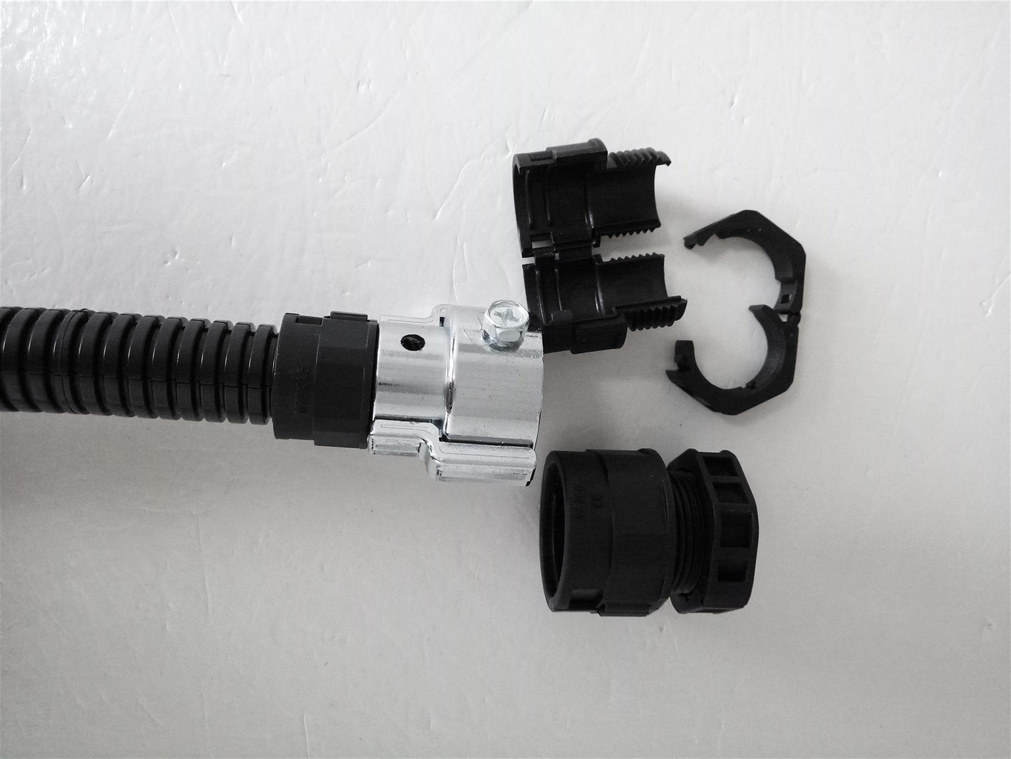 长沙塑料软管接头塑料波纹管接头