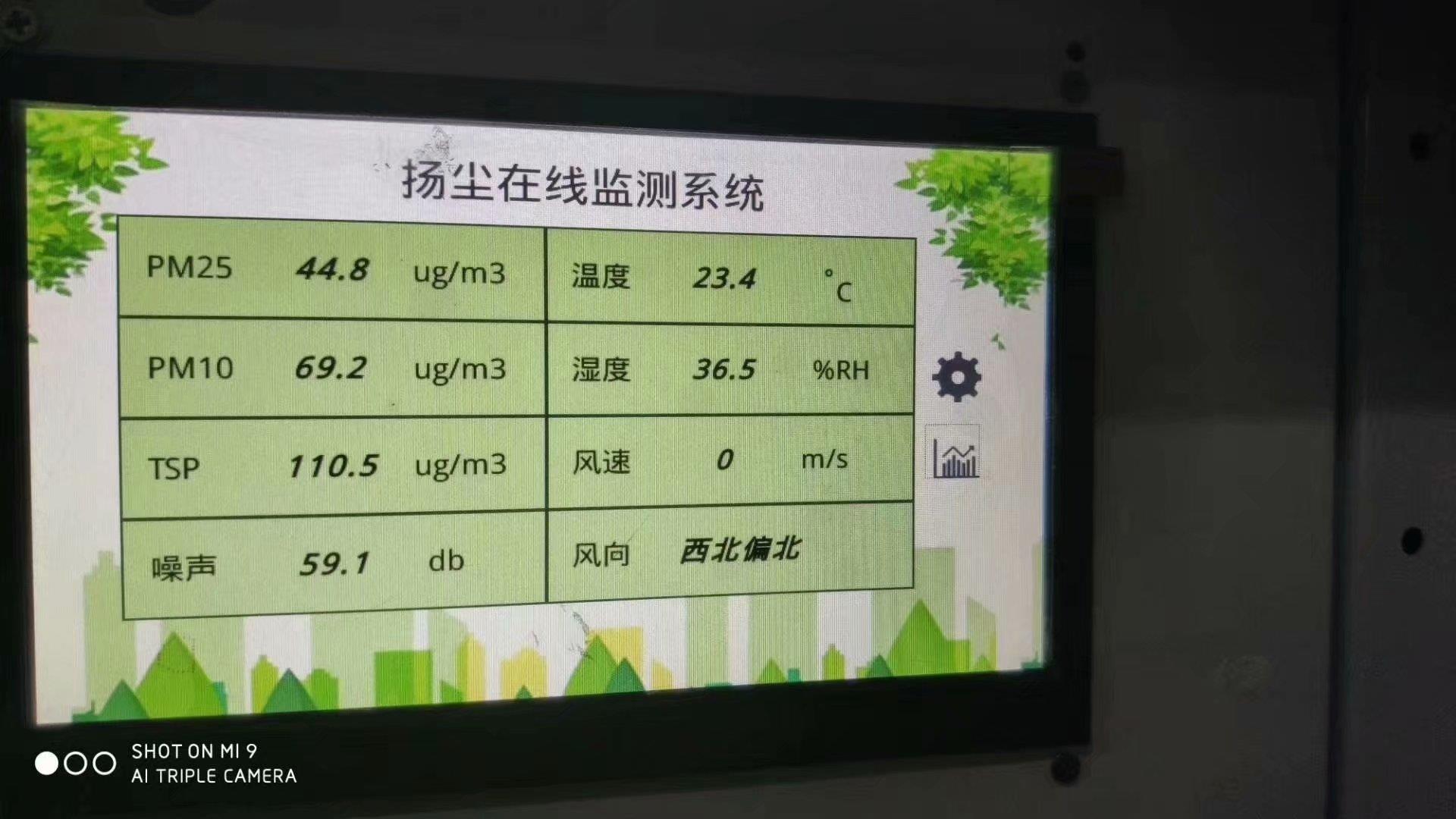 东莞噪声监测