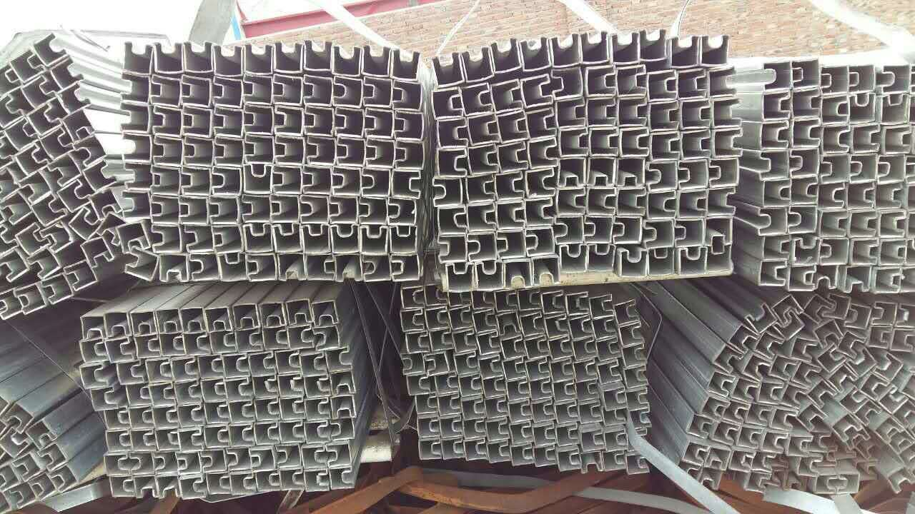 凹槽管廠家-鍍鋅凹槽管-凹槽管生產廠家