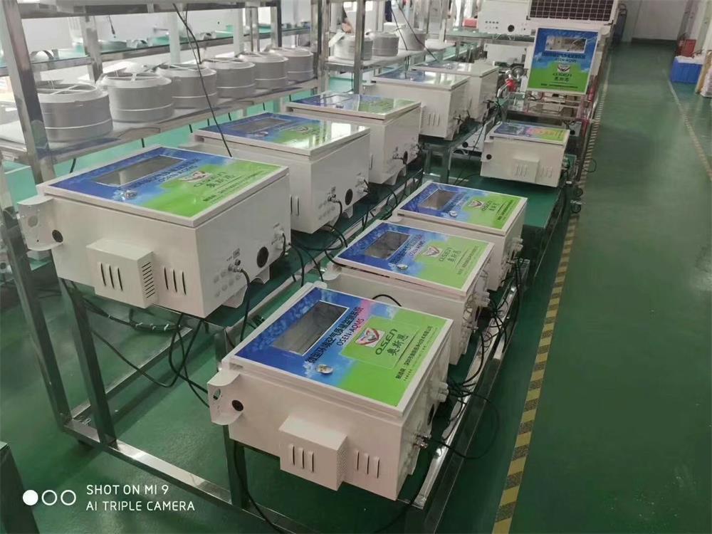 宁波空气质量监测