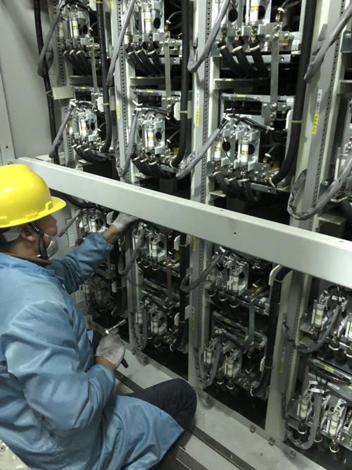 SUMITOMO日本住友變頻器維修 電源驅動板故障