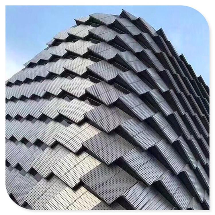 北海建筑外墻鋁單板報價