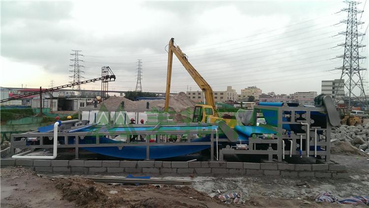 南京洗沙污泥处理设备费用