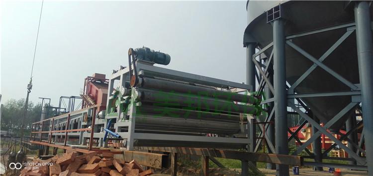 深圳洗沙污泥处理设备报价