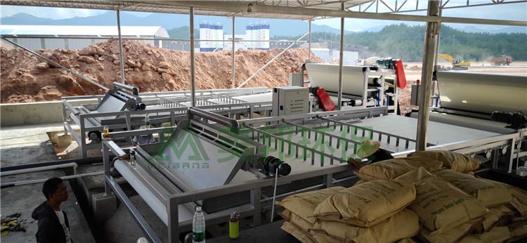 阳江洗沙泥浆处理设备厂怎样操作