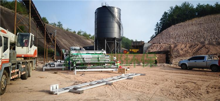 清远洗沙泥浆处理设备