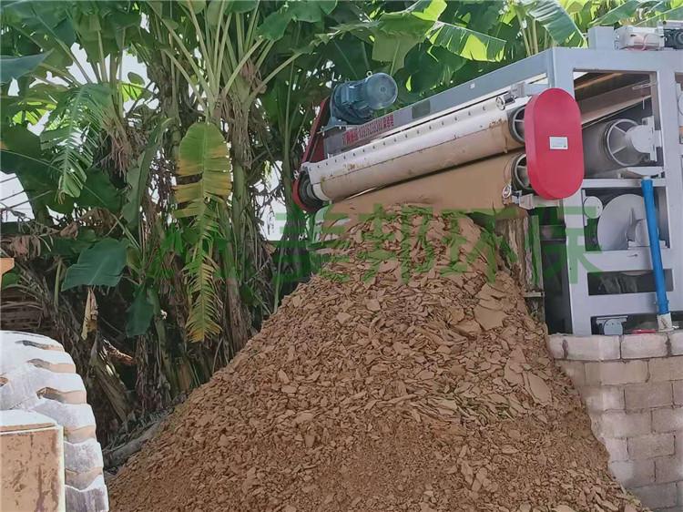 佛山洗砂泥浆脱水设备规格