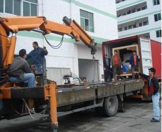 徐汇区设备厂房搬迁