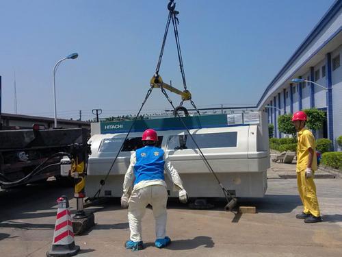 杨浦区工厂设备吊装