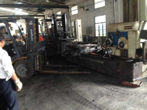 杨浦区机器设备厂房搬迁