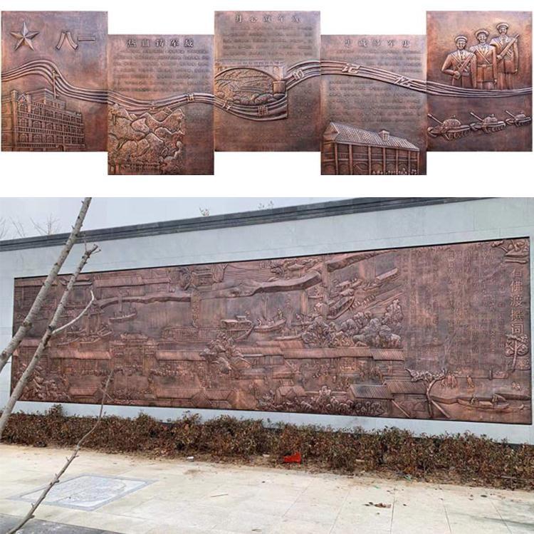 海口浮雕壁画厂