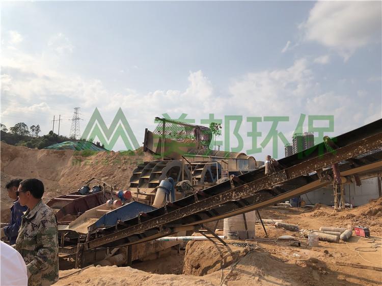 南京洗砂泥浆脱水设备规格