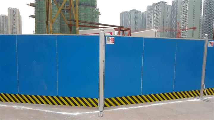 广州市施工围挡规格