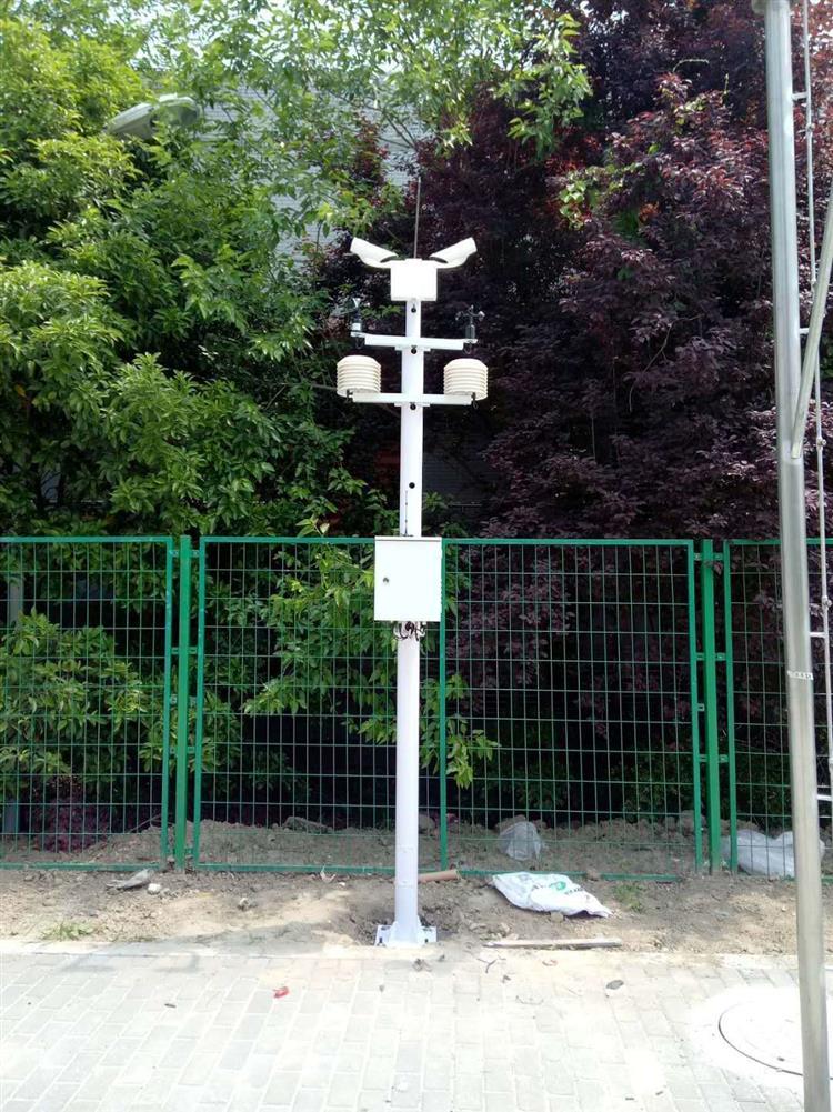 南京湿地气象监测设备