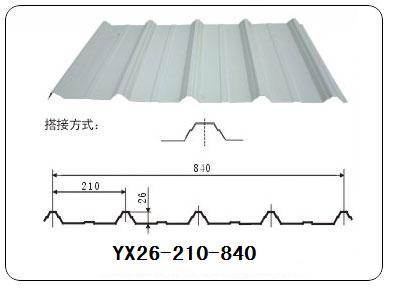无锡镀铝镁锌屋面板价格